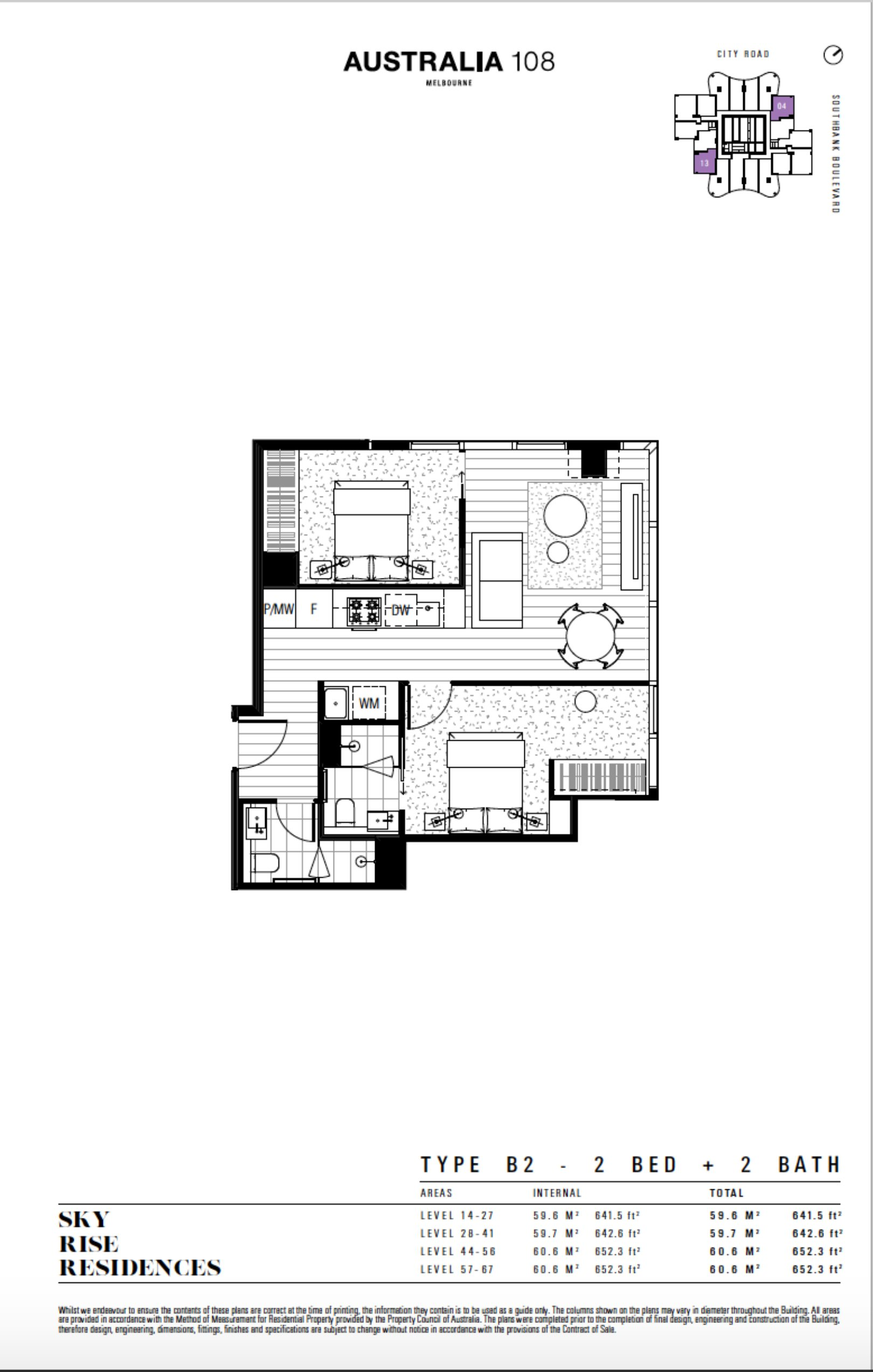 Centurion property group for Apartment floor plans melbourne