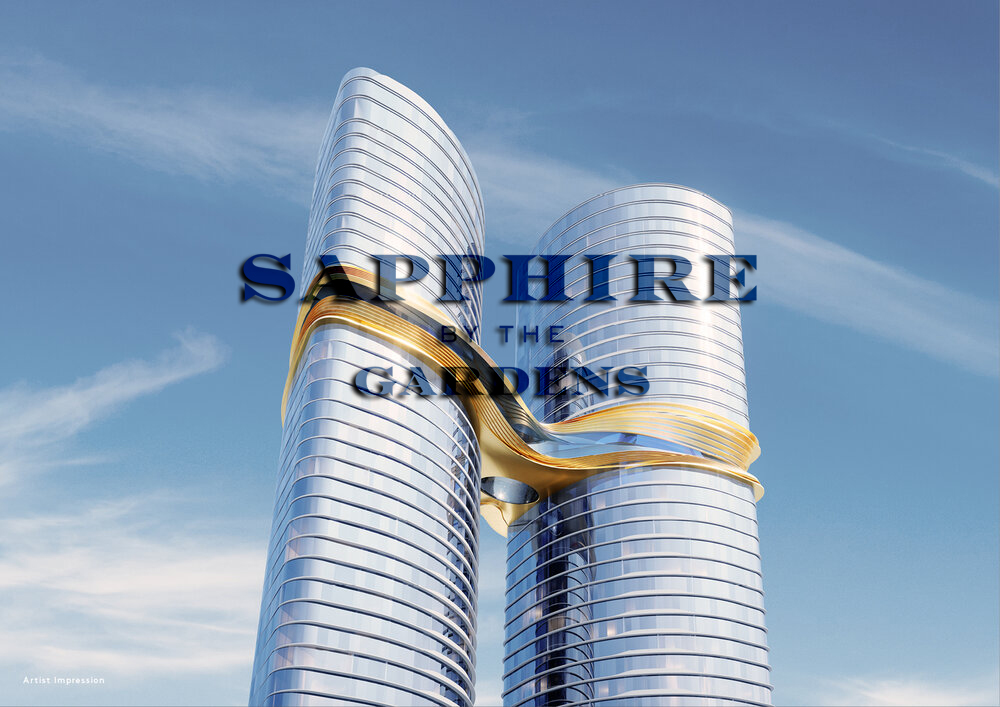 Sapphire by The Garden