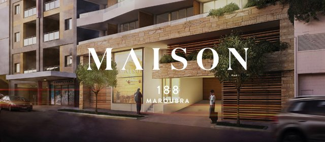 Maison at Maroubra